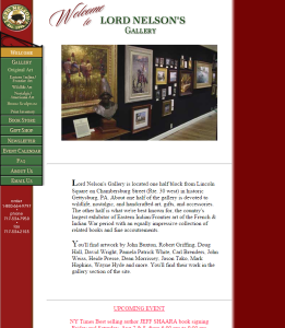 Lord-Nelsons-Gallery