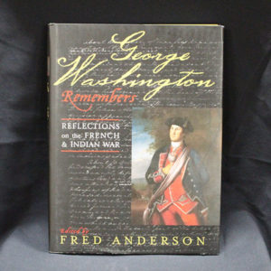 George Washington Remembers book