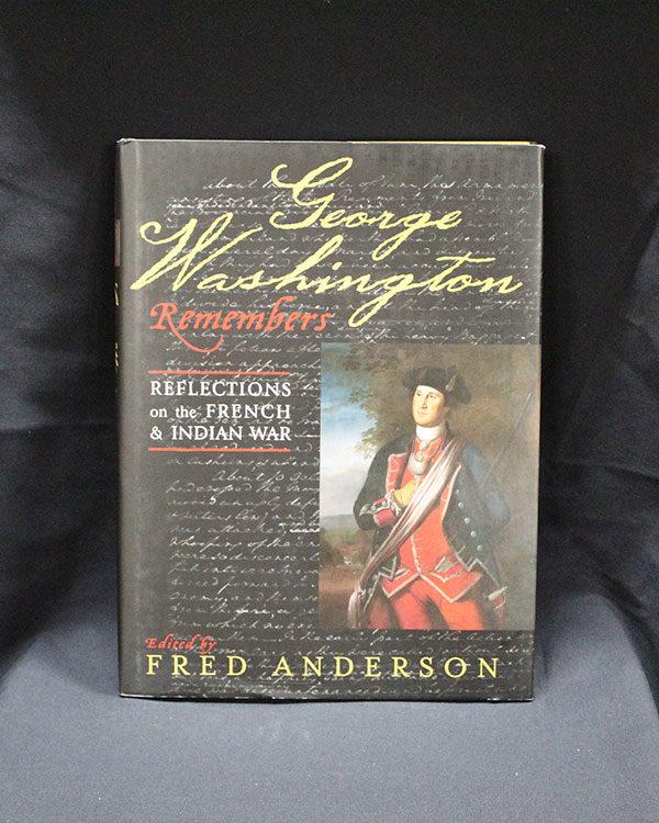George Washington Remembers book